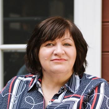 Žurnāla <em>IEVA</em> galvenā redaktore Anna Peipiņa: Ko latvietim nozīmē smaids?
