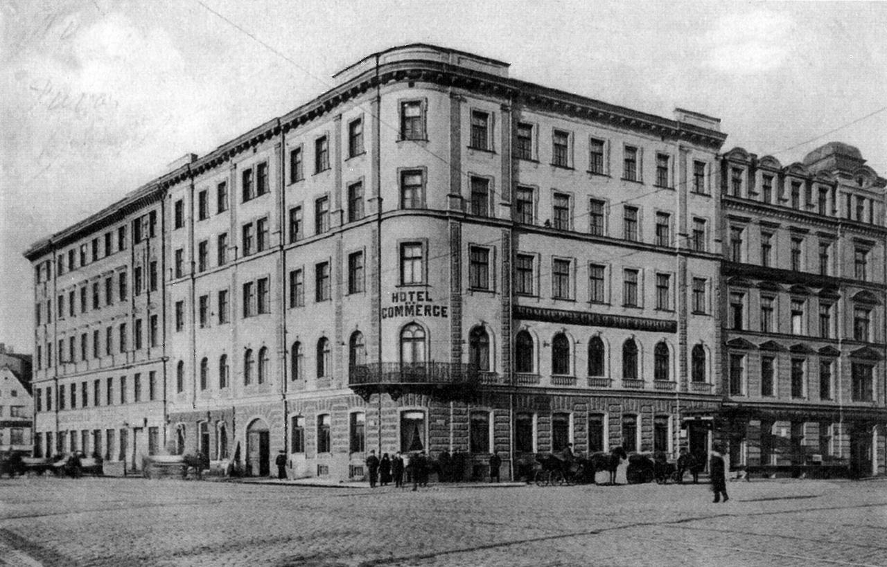Viesnīca Metropole