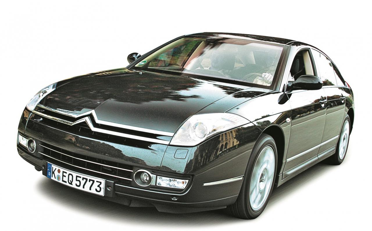Viens ir skaidrs – tāds kā C6 var izskatīties tikai Citroën