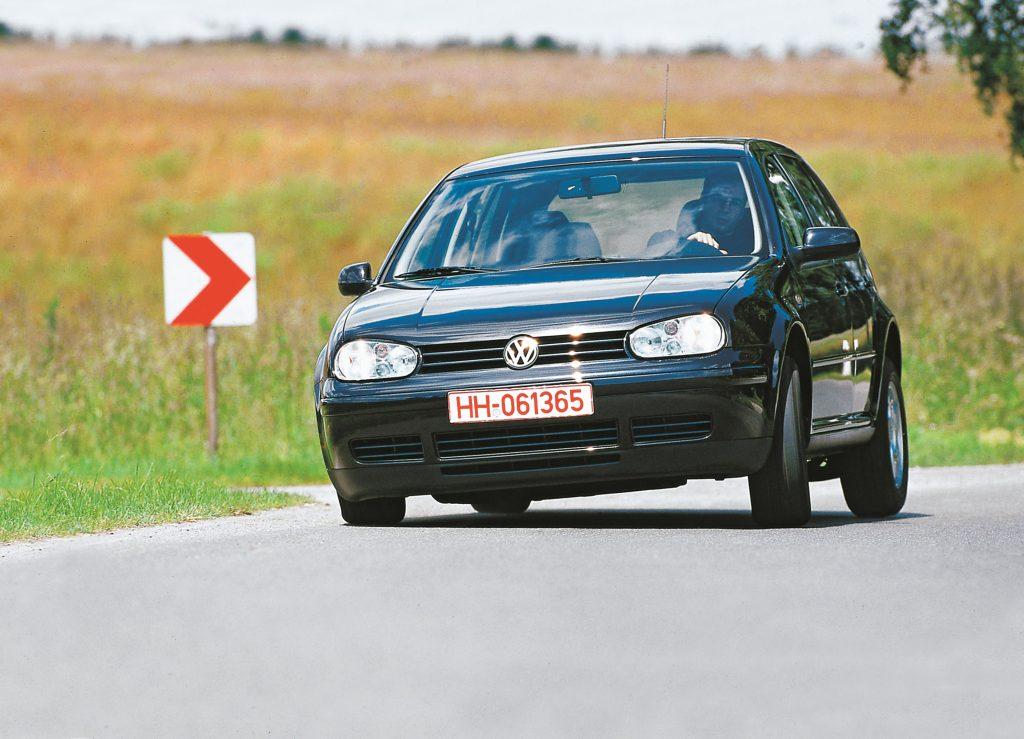Nebeidzami panākumi: Golf IV pārdzīvoja deviņus ražošanas gadus bez neviena vizuāla uzlabojuma, tagad tas ir skaitliski visvairāk pārstāvētais modelis Vācijā un līdz ar to arī vissvarīgākais lietotais auto.