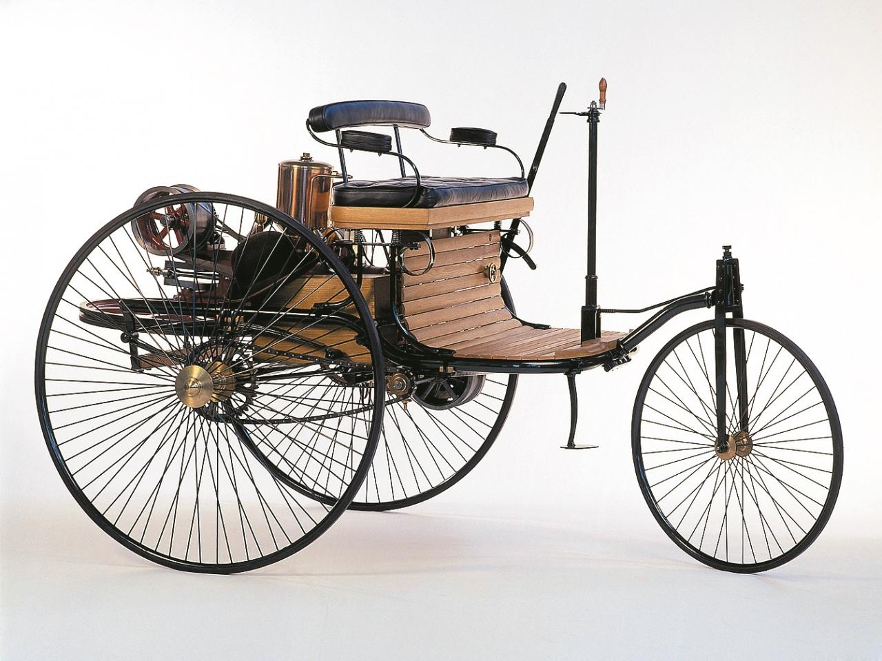 Pirmais auto ar iekšdedzes dzinēju, 1886. gads, Benz Patent-Motorwage