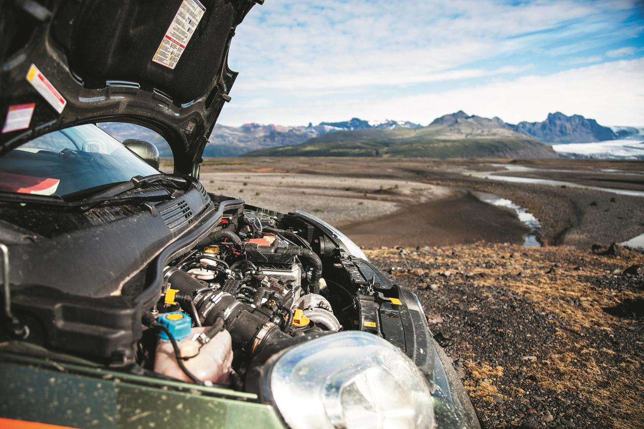 Standarta aprīkojumā iekļautais 75 ZS turbodīzelis ir pilnīgi pietiekams.