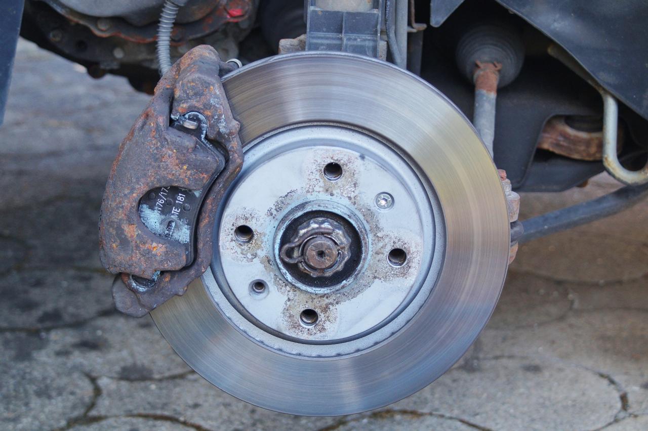 Disku bremžu sistēma tiek izmantota lielākajai daļai mūsdienu auto