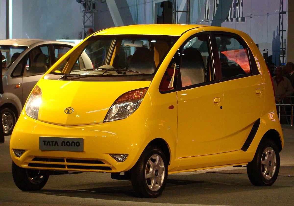 Tana Nano ir viens no visu laiku nesekmīgākajiem Euro NCAP piemēriem. Tas nespēja saņemt pat 1 zvaigzni.