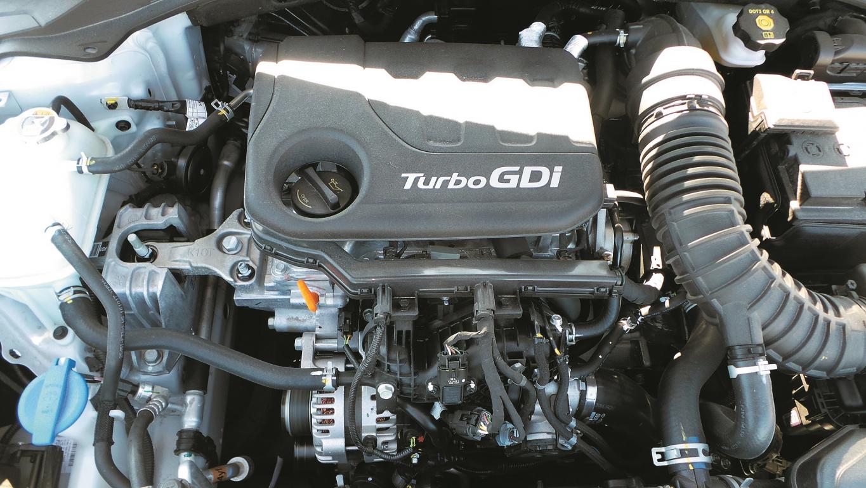 Motoru klāsts iepriecina. Mūsu favorīts - 1,4 l T-GDI ar 140 ZS
