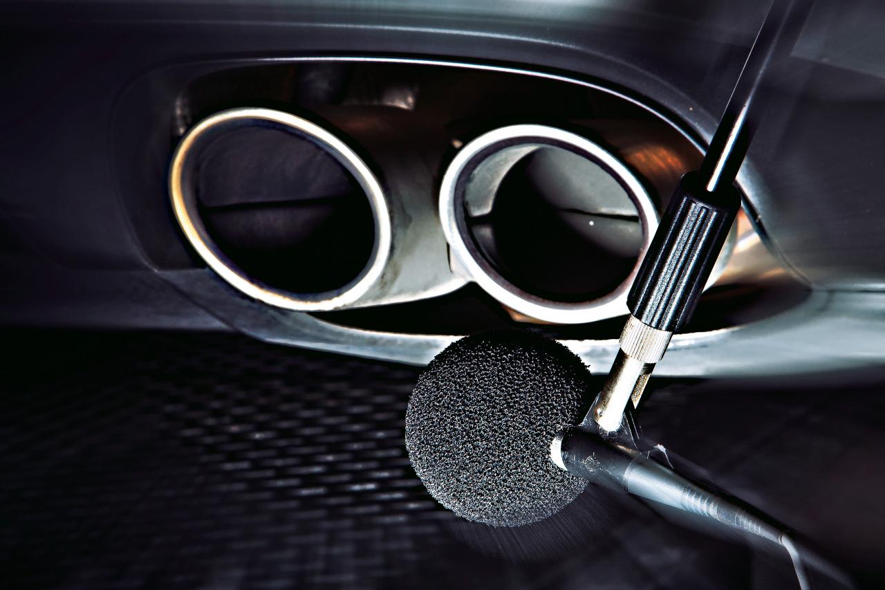 Izplūde ir tikai viens no daudzajiem skaņas instrumentiem