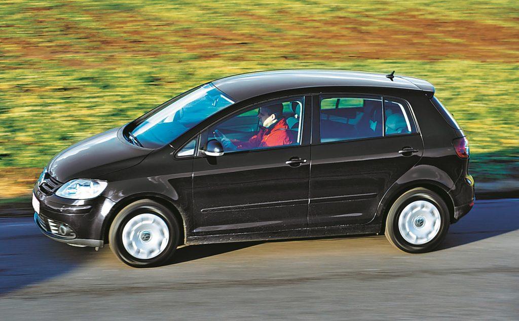Ietilpīgais Golf ir par 10,1 cm augstāks par oriģinālo versiju, taču braukšanas komforts ir tieši tāds pats kā bestselleram Golf.