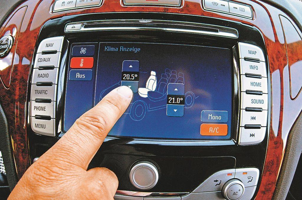 Atkarībā no izvēlētā braukšanas ātruma, gaisa kondicionieris var radīt būtisku iespaidu uz degvielas patēriņu