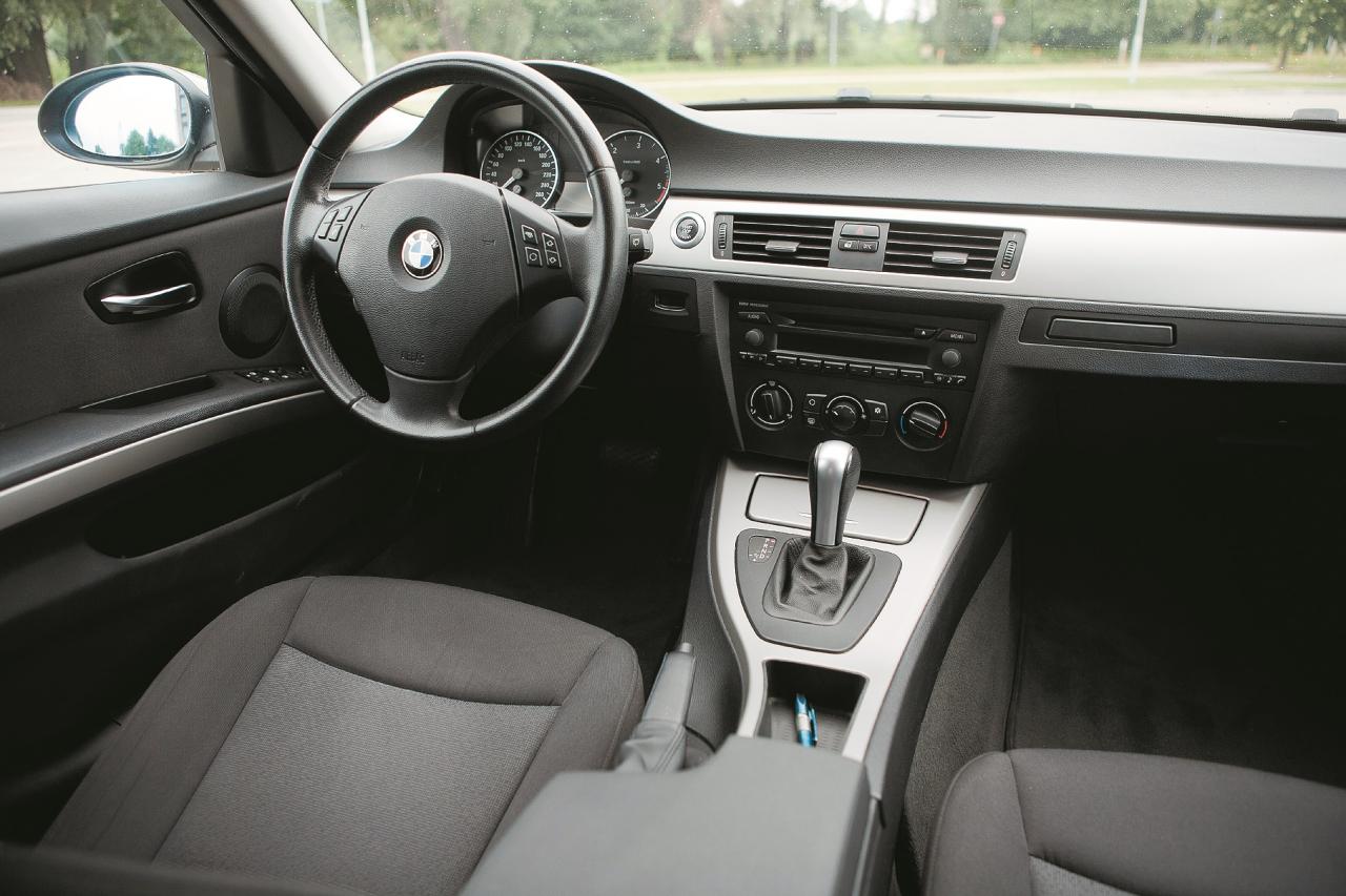 Salons veidots pēc labākajām BMW tradīcijām