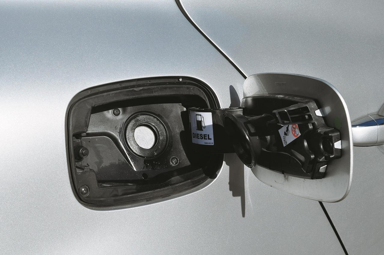 Bezkorķa tehnoloģija degvielas tvertnei noskatīta no konkurentiem.