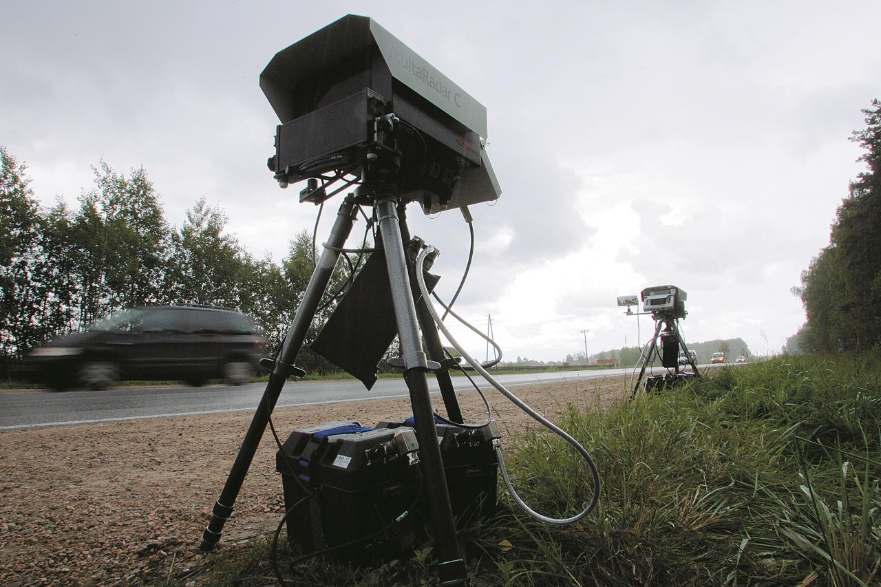 Pat ja fotoradars fiksēs vairākkārtīgu atļautā braukšanas ātruma pārsniegšanu, soda punkti par šo pārkāpumu netiks piešķirti