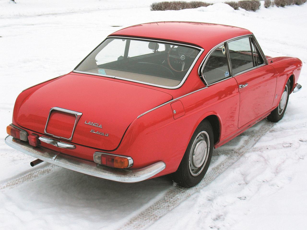 Šodien Latvijā 60. gadu itāliešu vēsturiskie auto tikpat kā nav pārstāvēti, līdz ar to šis eksemplārs ir būtisks papildinājums.