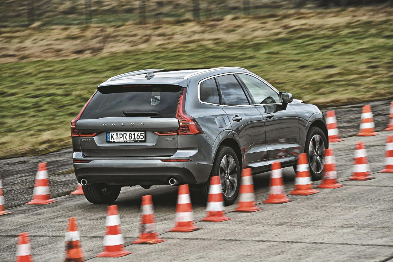 Skaidras līnijas, tipisks Volvo.