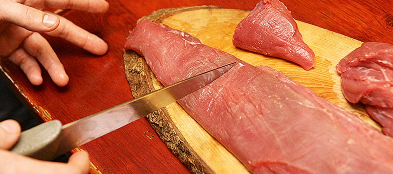 Ideālais izmērs liellopu filejas steikam ir 200 grami. Mazākam par 150 gramiem grūti notrāpīt cepšanas pakāpes, pastāv risks, ka steiks neizdosies pietiekami sulīgs.