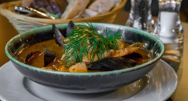 Zivju Zupa Cafe del Mar
