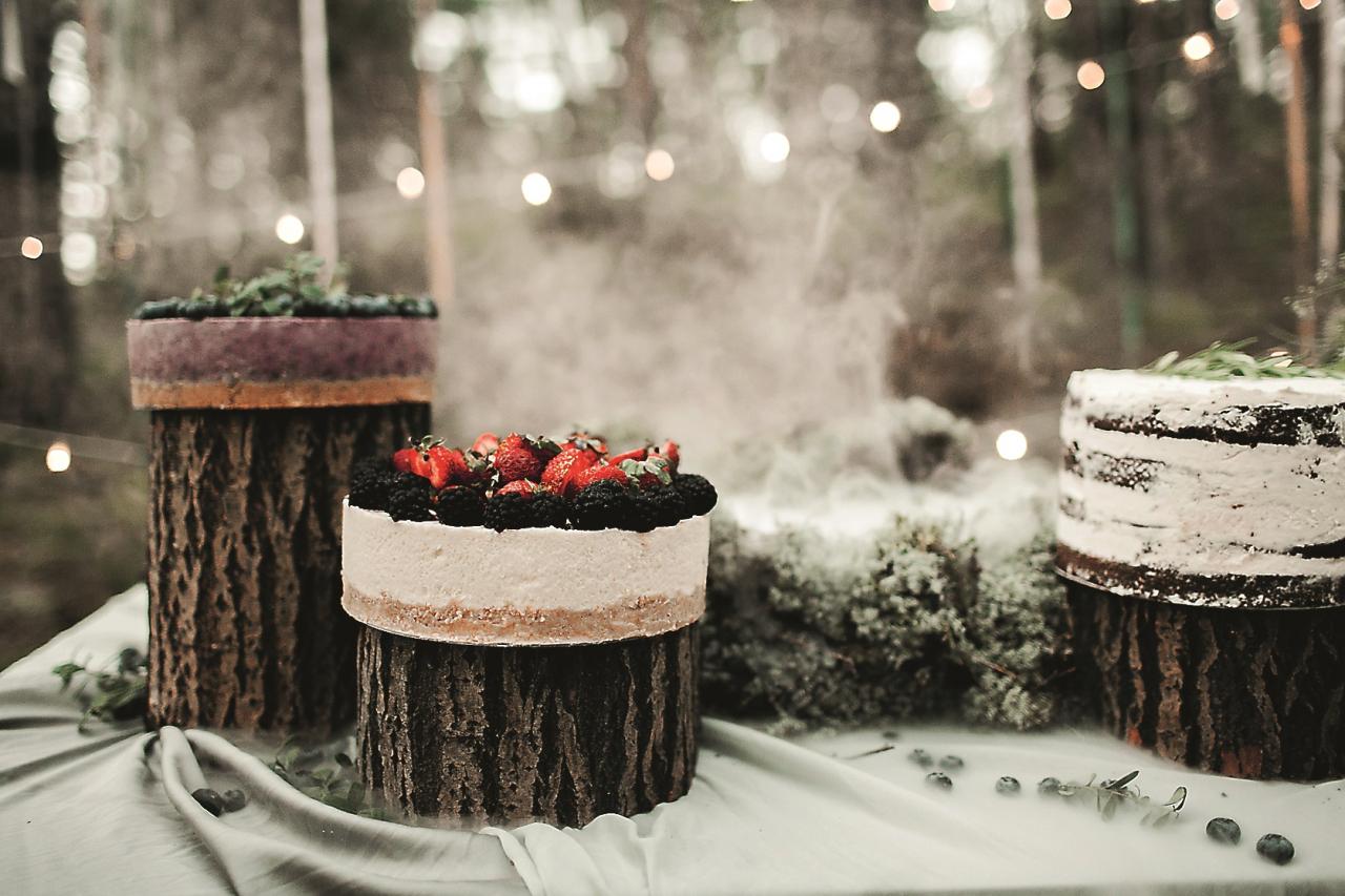 Salds sapnis ziemas mežā.