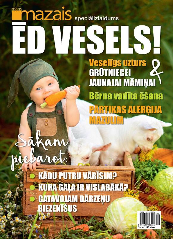 Ēd Vesels