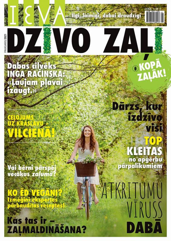 Ieva Dzīvo Zaļi nr01
