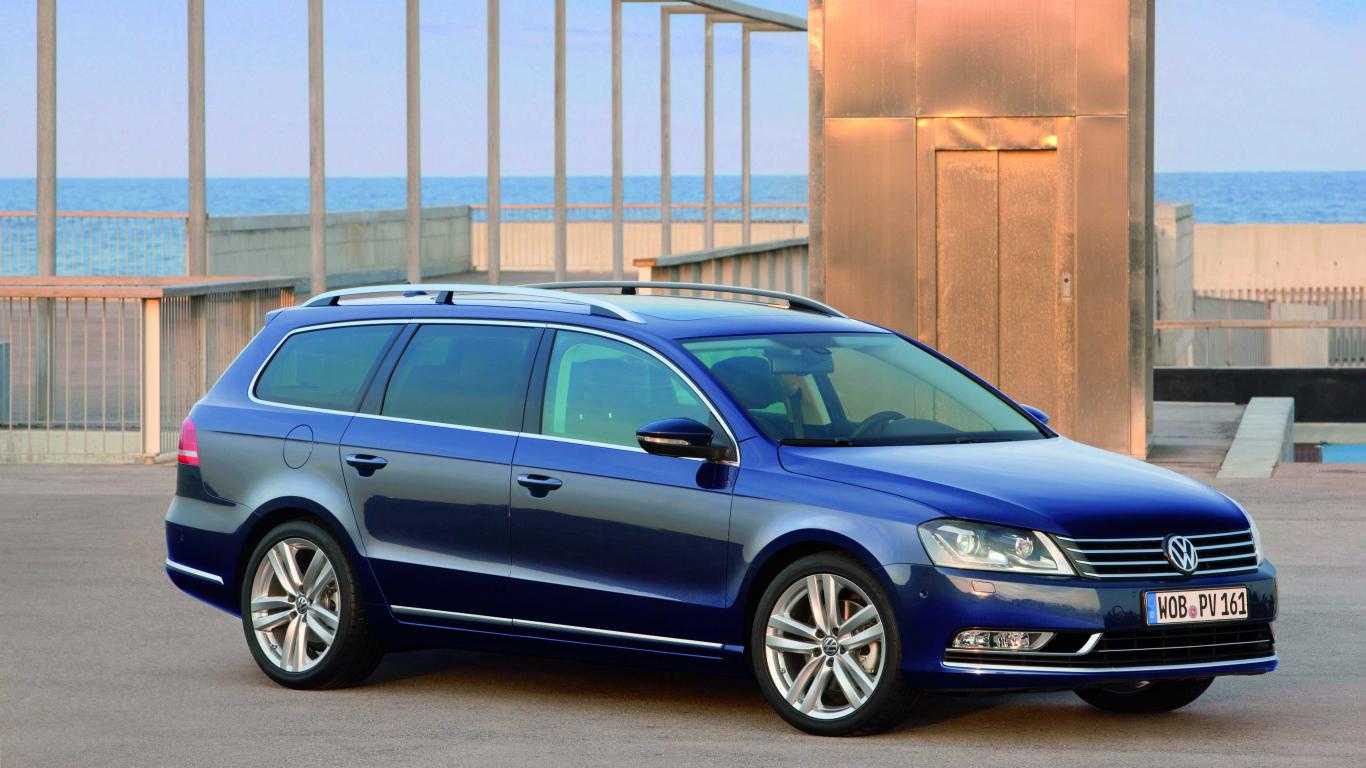 Lietots auto no Vācijas — <strong><em>Volkswagen Passat B7</em></strong> iegāde