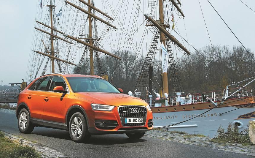 Lietots auto: Audi Q3 <strong>100 000 km izturības</strong> tests