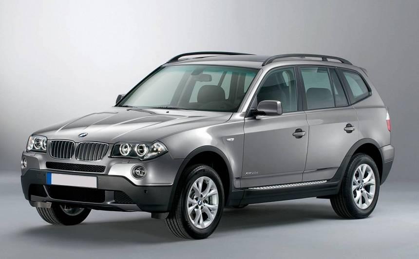 Vai šādi drīkst izskatīties pirmās paaudzes <strong>BMW X3 (E83)</strong>?