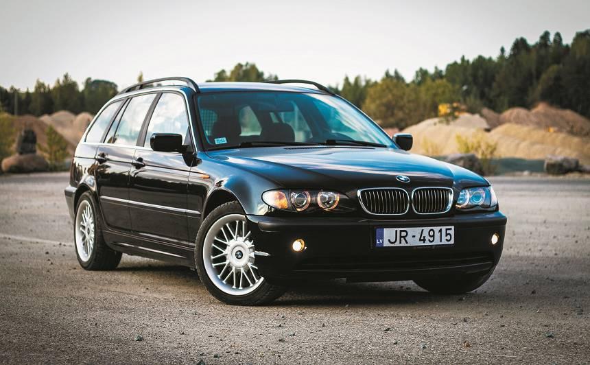 Lietots auto: <strong>BMW 3. sērijas E46 (98–06)</strong> – ekspertu atsauksmes