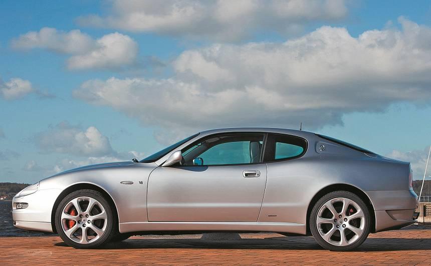Lietots auto: <strong>Maserati Coupe (01–07)</strong> – ekspertu atsauksmes