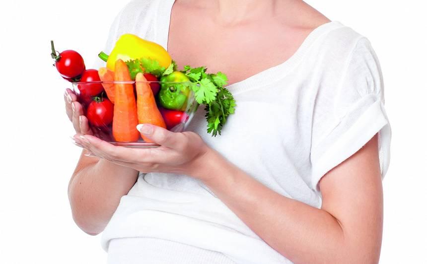<strong>Vitamīni</strong> grūtnieces un topošā bērniņa veselībai