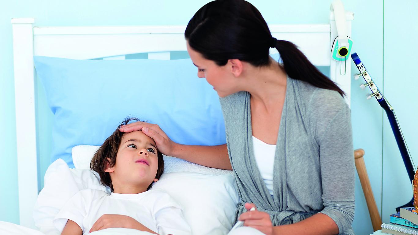 Kādi var būt iemesli, ja <strong>bērns ļoti bieži slimo?</strong>