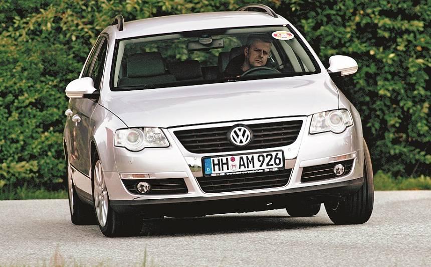 Lietots auto: <strong><em>Volkswagen Passat</em> (05–14)</strong> — ekspertu atsauksmes