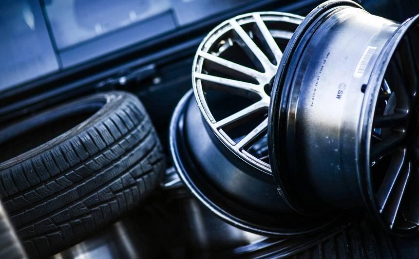 <strong>Svarīgākais</strong> par auto riepām - iegāde, lietošana un uzglabāšana
