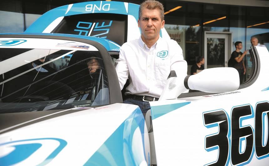 Intervija ar autosportistu <strong>Jāni Horeliku</strong>