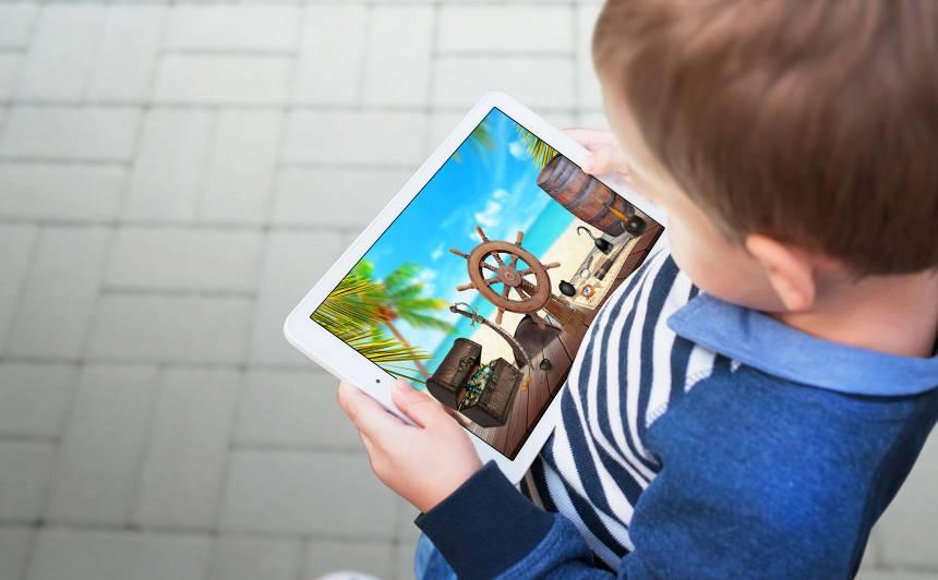 Bērnam draudzīgas <strong>mobilās lietotnes</strong>