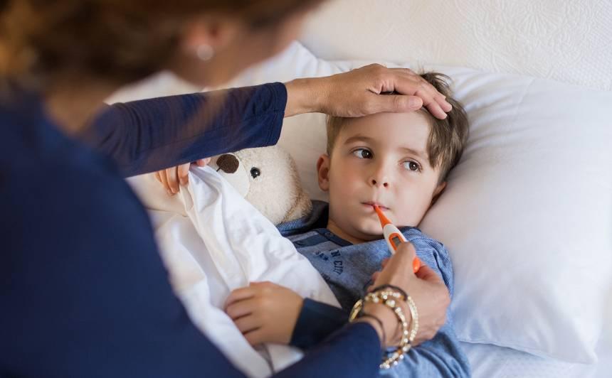 Paaugstināta temperatūra bērnam – <strong>tas ir labi!</strong>