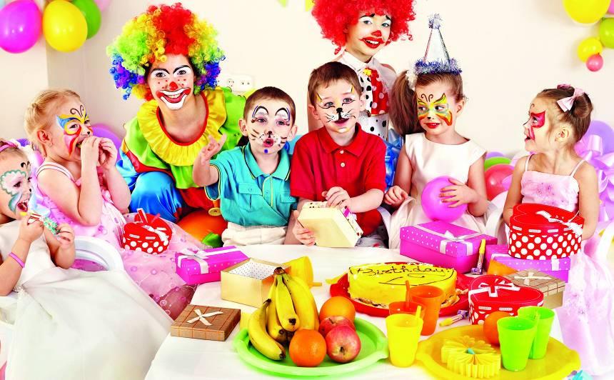 Patiešām lieliska bērnu ballīte