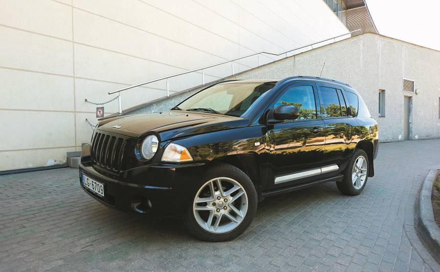Lietots auto: <strong>Jeep Compass (07–17)</strong> – ekspertu atsauksmes