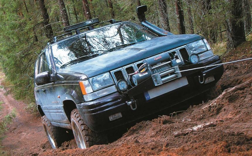 Lietots auto: <strong>Jeep Grand Cherokee (93–98)</strong> — ekspertu atsauksmes