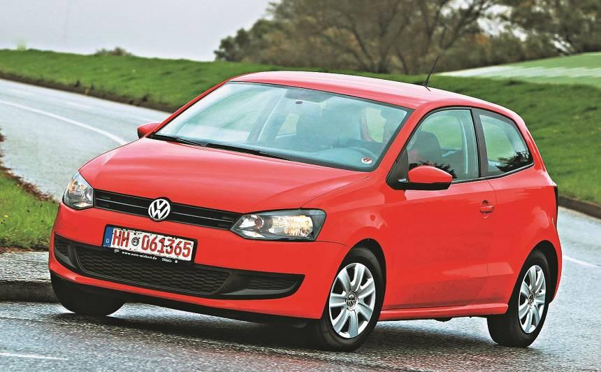 Lietots <strong>mazās klases</strong> auto - labākā izvēle līdz <strong>6000 eiro</strong>