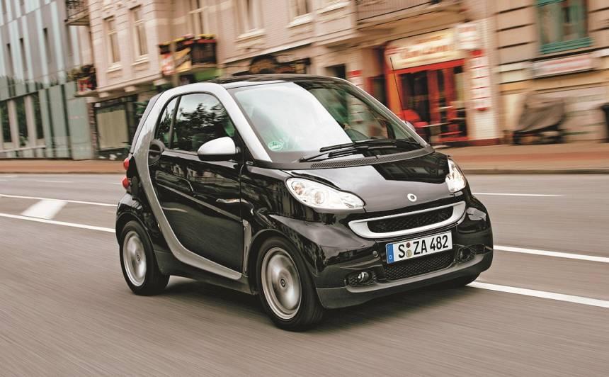 Lietots auto: <strong><em>Smart ForTwo</em> (98–07)</strong> — ekspertu atsauksmes