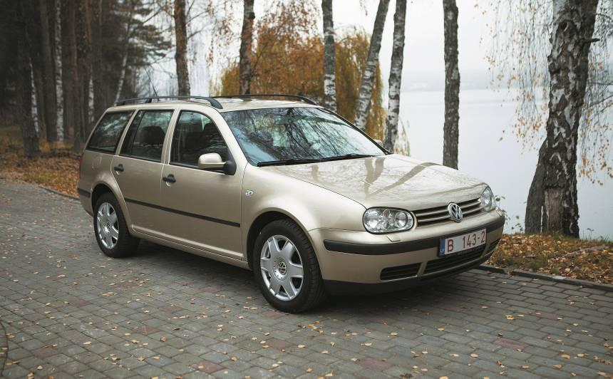 Lietots auto: <strong><em>Volkswagen Golf 4</em> (97–03)</strong> – ekspertu atsauksmes