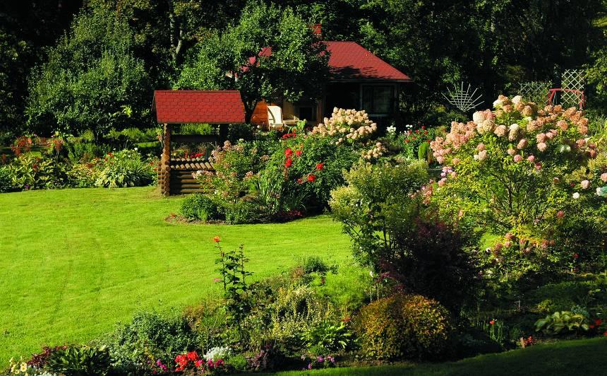 Ciemojamies <strong>dārzā, kuram nav robežu</strong>