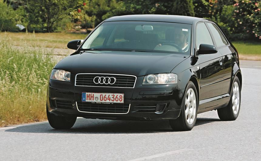 Lietots kompaktās klases auto - <strong>labākā izvēle līdz 6000 eiro</strong>