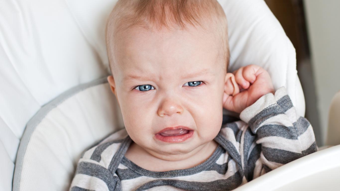 Bērnam sāp austiņa!