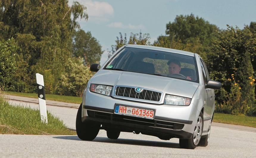 Lietots Volkswagen Polo, Škoda Fabia un Seat Ibiza - <strong>kurš ir labākais?</strong>