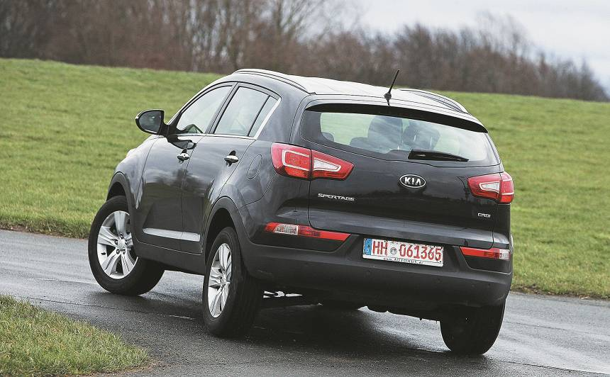 Lietots auto: <strong>Kia Sportage (10–15)</strong> – ekspertu atsauksmes