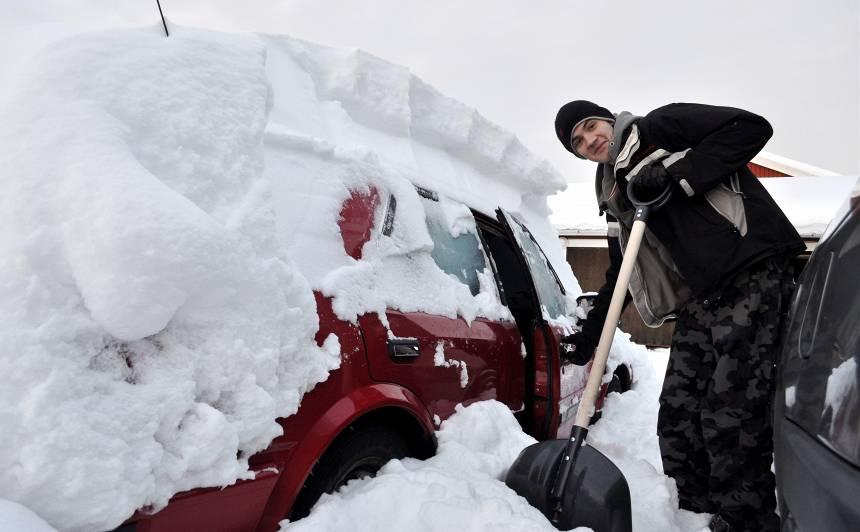 <strong>Ziemas komplekts</strong> - kādiem piederumiem jābūt tavā automašīnā?