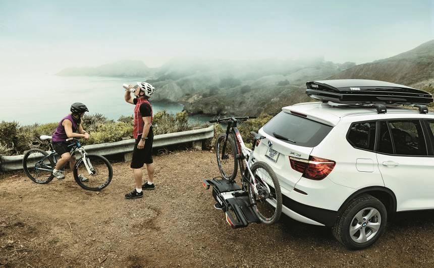 <strong>Auto jumta bagāžnieki</strong> – iespēja pārvadāt visu nepieciešamo!