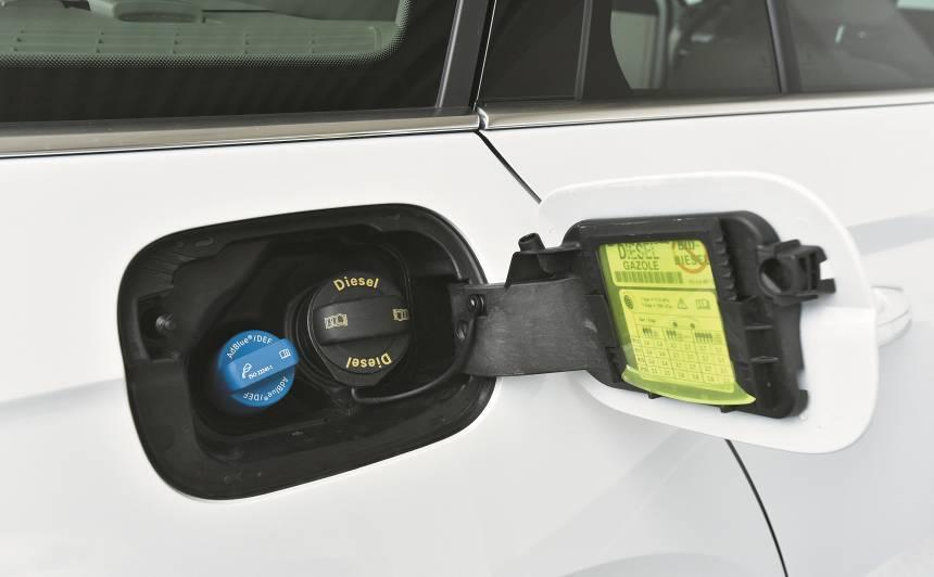 AdBlue (SCR) sistēma jeb kā <strong>sarežģīt</strong> autovadītāja dzīvi