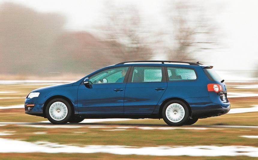 Lietots auto: <strong><em>Volkswagen Passat B6</em> (06–17)</strong> — ekspertu atsauksmes