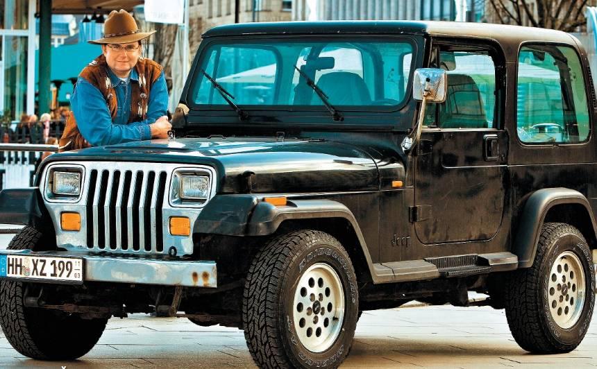 Lietots auto: <strong><em>Jeep Wrangler</em> (86–95)</strong> — ekspertu atsauksmes